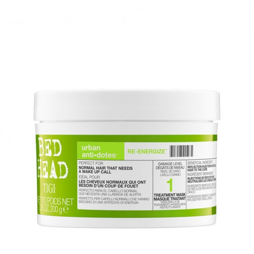 Tigi Bed Head Urban Antidotes Re-Energize Treatment Mask 200g
