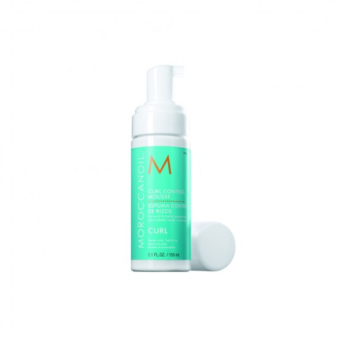 Moroccanoil Curl Control Mousse 150ml (Hair Products)Back  Reset  Delete  Duplicate  Save  Save and Continue Edit