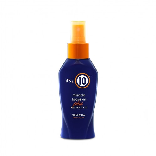 It's a 10 Miracle Leave-in Plus Keratin Spray 120ml