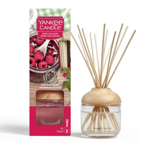 Yankee Candle Reed Diffuser Red Raspberry