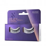 Nouveau Lashes Strip Lashes Glamour / Style 2