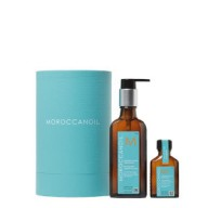 Moroccanoil Treatment Home & Away Original Gift Set