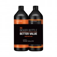 Matrix Total Results Mega Sleek Litre Duo