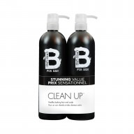 Tigi Bed Head For Men Clean Up Tween Duo 2 x 750ml