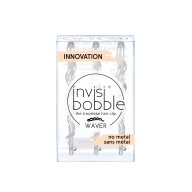 Invisibobble Waver Hair Clip - Crystal Clear