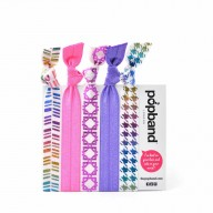 Popband London Pacha Hair Ties Multi Pack