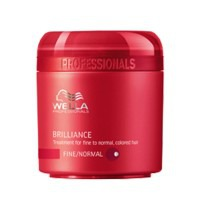 Wella Professionals Brilliance Mask For Fine Hair 150ml