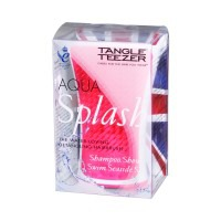 Tangle Teezer Aqua Splash Pink Shrimp