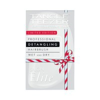 Tangle Teezer Salon Elite Candy Cane Hairbrush Boxed