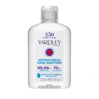 Yardley London Hand Sanitiser 250ml
