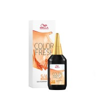 Wella Professionals Color Fresh 5/4 Light Red Brown 75ml