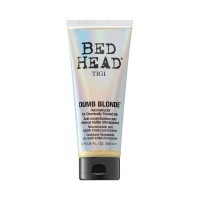 TIGI Bed Head Dumb Blonde Shampoo For Chemically Treated Hair 200ml