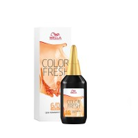 Wella Professionals Color Fresh Shade 6/0 Dark Blonde 75ml