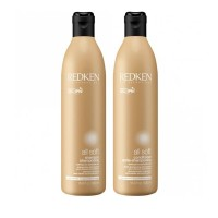 Redken All Soft 500ml Duo