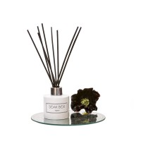 Soak-Box Black Poppy Luxury Reed Diffuser 100ml