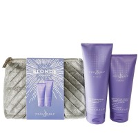 Neal & Wolf Blonde Purple Shampoo & Conditioner Christmas Gift Set