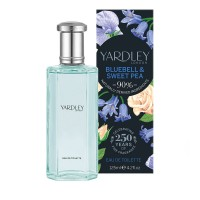 Yardley London Bluebell & Sweetpea Eau de Toilette 125ml