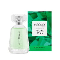Yardley London Flora Jade Eau de Toilette 50ml
