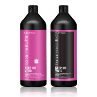 Matrix Total Results Keep Me Vivid Shampoo & Conditioner 1000ml