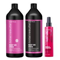 Matrix Total Results Keep Me Vivid Shampoo & Conditioner and Miracle Creator 200ml