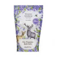Woods of Windsor Lavender Bath Salts 500g