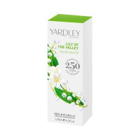 Yardley London Lily of the Valley Eau de Toilette 125ml