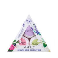 Yardley London Mixed Soap Trio