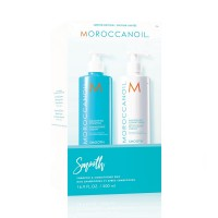 Moroccanoil Smooth Shampoo and Conditoner Duo