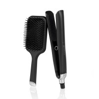 ghd Platinum+ Gift Set with Paddle Brush