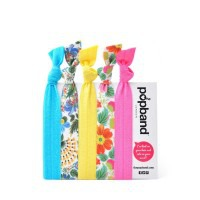 Popband London Hawaii Hair Ties Multi Pack
