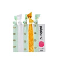 Popband London Pina Colada Hair Ties Multi Pack