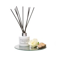 Soak-Box Rose & Sandalwood Luxury Reed Diffuser 100ml