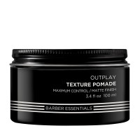 Redken Brews Mens Outplay Texture Pomade 100ml