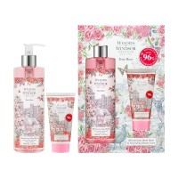 Woods of Windsor True Rose Hand Wash & Cream Set