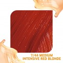 Wella Color Fresh 7/44 Red Blonde