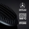 ghd glide hot brush benefits