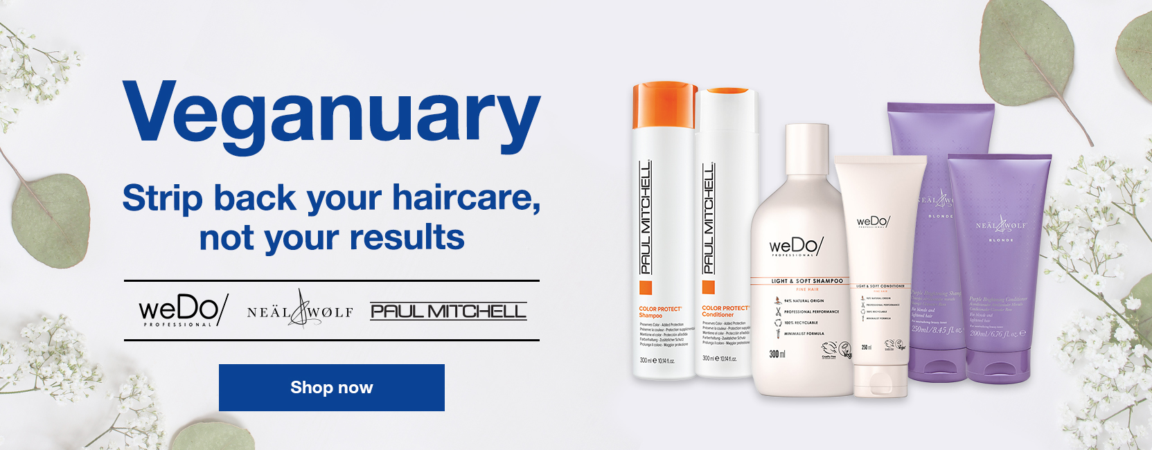 Supercuts veganuary