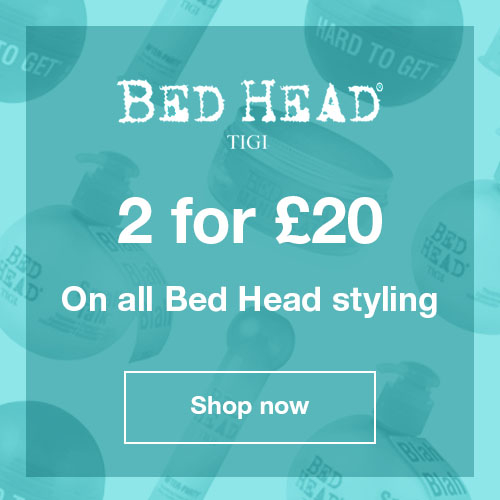 2 for £20 TIGI Styling Products