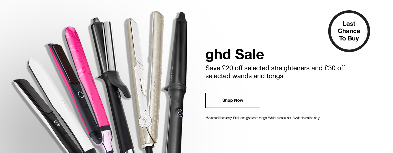ghd Offers