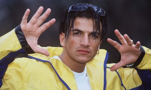 Peter Andre: Then & Now - Supercuts