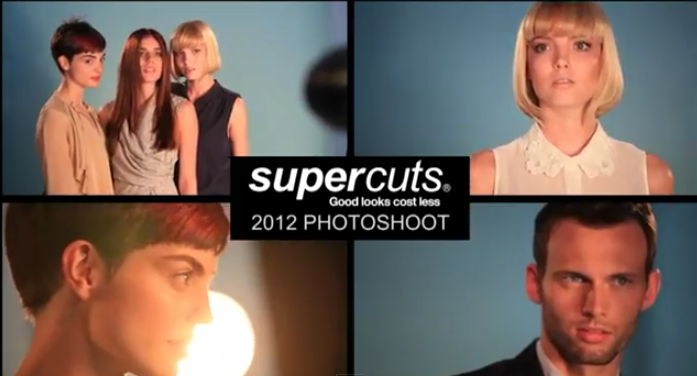 Photoshoot 2012 – Behind The Scenes