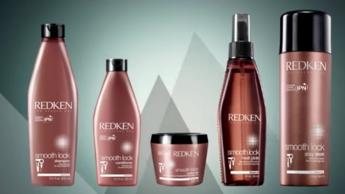 New Redken Smooth Lock Service