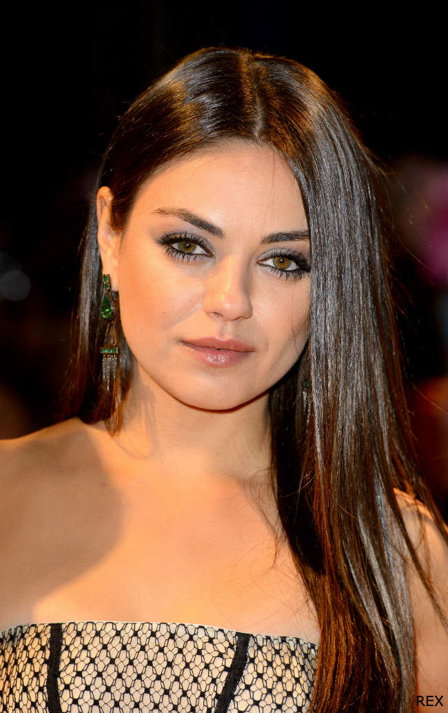 Mila-Kunis-Brown-Straight-Long-Hair-Supercuts