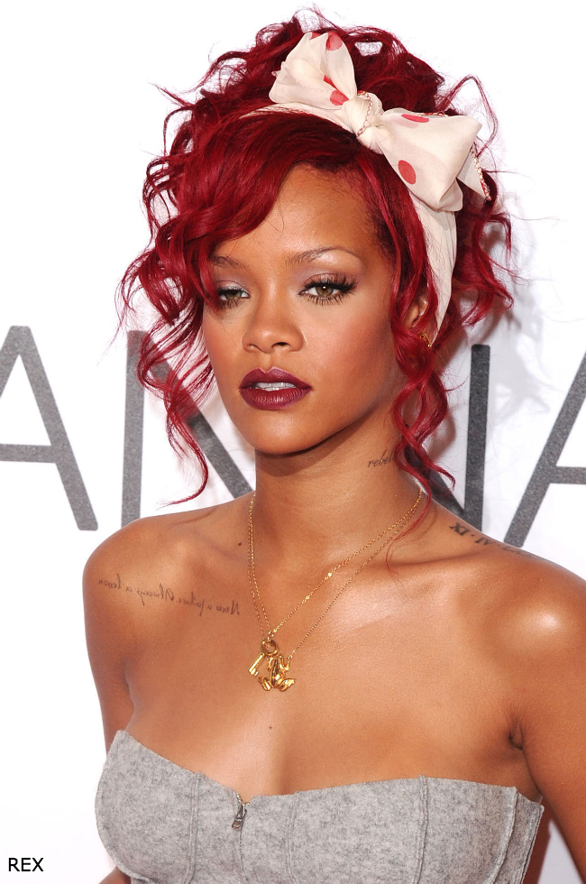 Rihanna-Red-Hair-Retro-2010-Supercuts