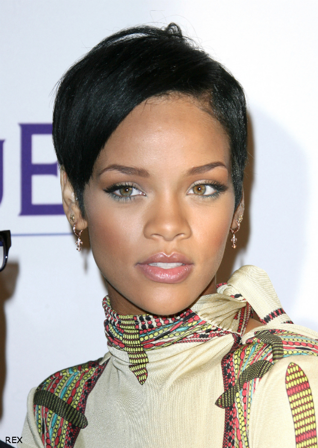Rihanna-Short-Black-Brown-Hair-Pixie-Hair-Crop-Supercuts