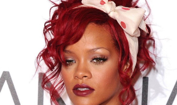 Rihanna Hair Inspiration
