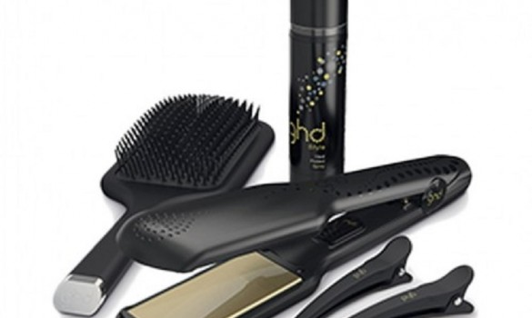 WIN a ghd V Gold Max Styler Set
