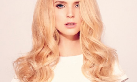 How to create glamorous, soft curls