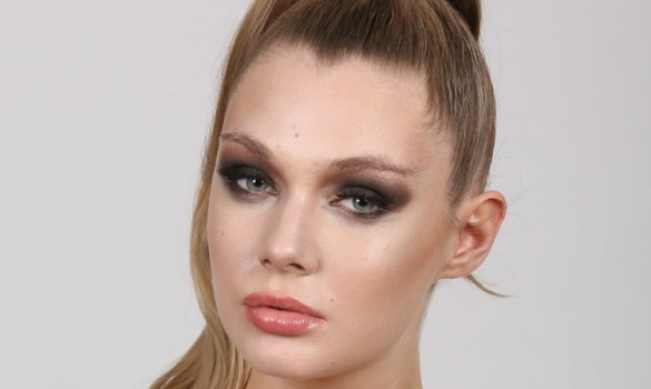 Get The Party Look: High Ponytail
