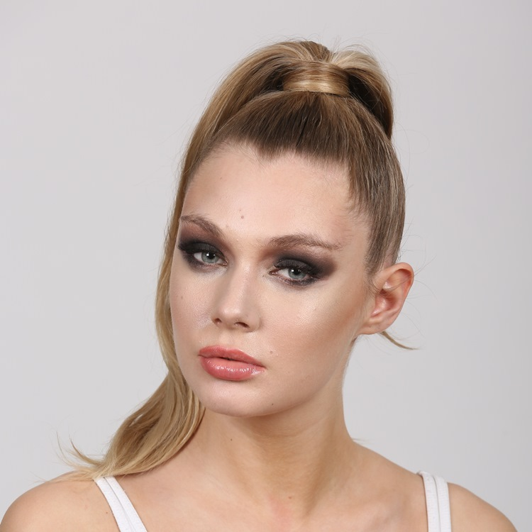 Final Look 1 - High Ponytail - Copy
